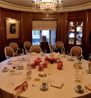 Drouant - самый литературный ресторан Парижа