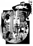 Иллюстрация Виктора Захарова к стихотворению ГИМН ВАГИНОВУ