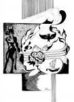 Иллюстрация Виктора Захарова к стихотворению БЕАТРИЧЕ