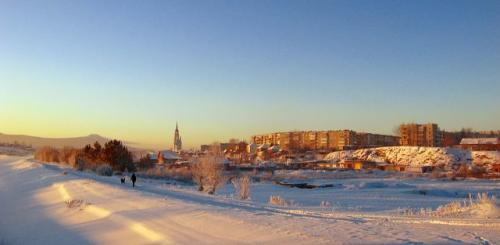 Город Североуральск