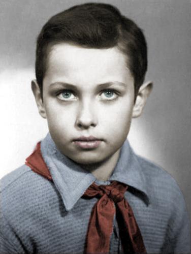 Взгляд из детства