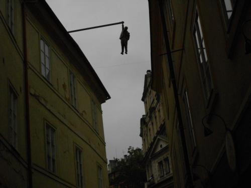 Прага. Фрейд